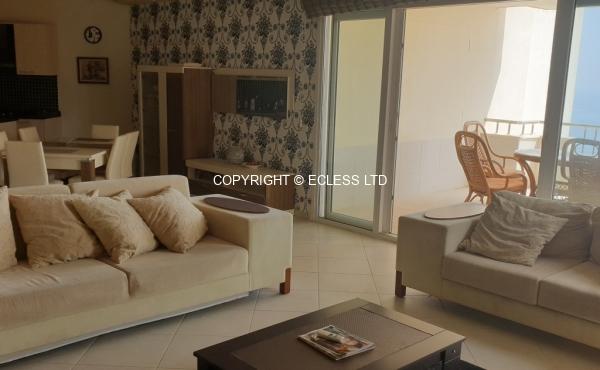 Goed onderhouden appartement in Liparis 5